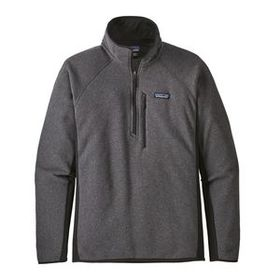 M's Performance Better Sweater® 1/4-Zip, Forge Gre