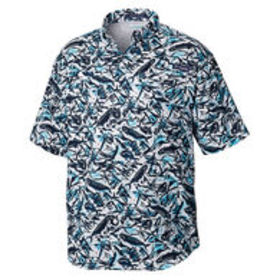 Columbia Men's PFG Super Tamiami Short-Sleeve Shir