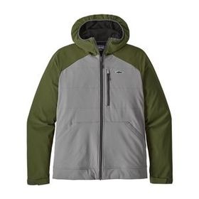 M's Snap-Dry Hoody, Feather Grey (FEA)