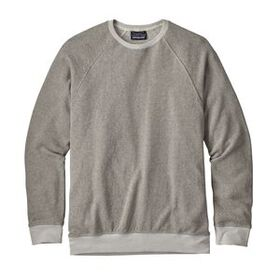 M's Trail Harbor Crewneck Sweatshirt, Long Plains: