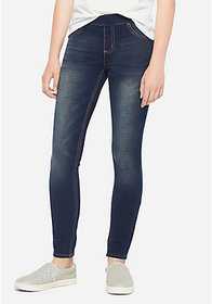 Justice French Terry Pull On Jean Leggings