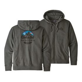 M's Fitz Roy Scope Lightweight Full-Zip Hoody, For