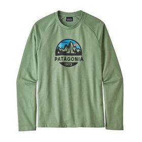 M's Fitz Roy Scope Lightweight Crew Sweatshirt, Ma