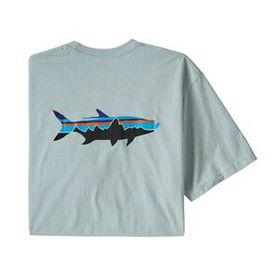 M's Fitz Roy Tarpon Responsibili-Tee®, Break Up Bl