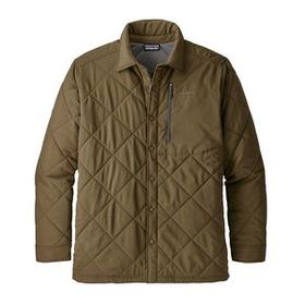 M's Tough Puff Shirt, Cargo Green (CARG)