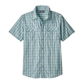 M's High Moss Shirt, Pieman: Break Up Blue (PIBU)