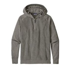 M's Long-Sleeved Yewcrag Hoody, Hex Grey (HEXG)