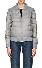 William Rast Down Puffer Bomber Jacket