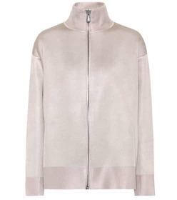 Bottega Veneta Wool and silk jersey jacket