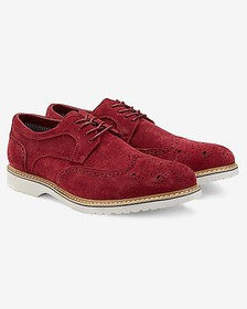 Express reserved footwear the grange shoe
