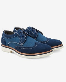 Express reserved footwear the chester shoe
