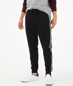 Aeropostale Side Stripe Sweatpants