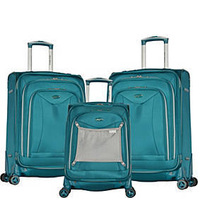 Olympia USA Luxe II 3 Piece Expandable Spinner Lug