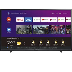 "Philips 43"" Class 4K Ultra HD (2160p) Android Smar"