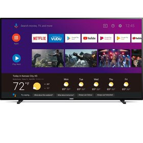 "Philips 65"" Class 4K Ultra HD (2160p) Android Smar"