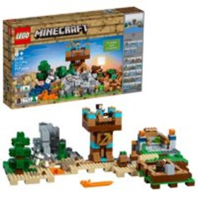 LEGO Minecraft The Crafting Box 2.0 21135 (717 Pie