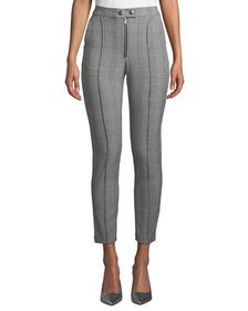 Romeo & Juliet Couture Check Tapered Ankle Trouser