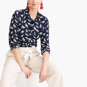 J. Crew Factory Button-up shirt