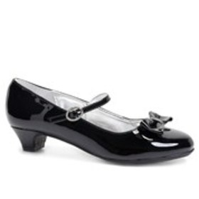 Girls Patent Bow Mary Janes