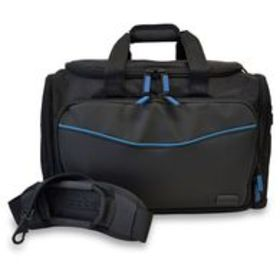 Weekender Travel Laptop Bag, Black