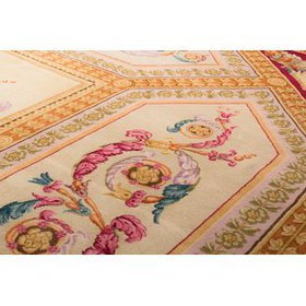 One-of-a-Kind Blomberg Hand-Knotted 16' x 20'8'' W