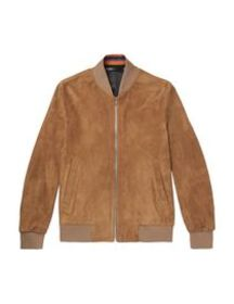PAUL SMITH - Leather jacket