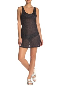 BCBG Luxe Cove Cover-Up Dress