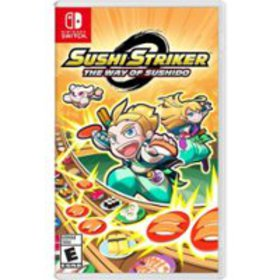 Sushi Striker: The Way of Sushido - Nintendo Switc