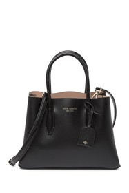 kate spade new york small leather satchel