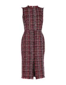 ALEXANDER MCQUEEN - Midi Dress