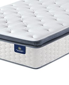 "Serta Special Edition II 14.5"" Super Pillow Top Pl"