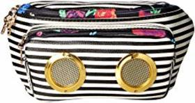 Betsey Johnson Speak Up Belt Bag