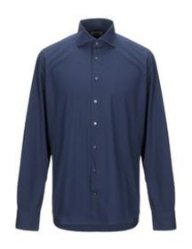SEVENTY SERGIO TEGON - Solid color shirt