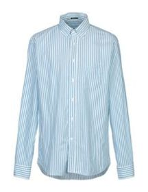 ZEGNA SPORT - Striped shirt