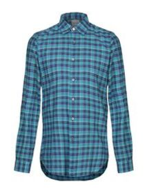 PAUL SMITH - Checked shirt
