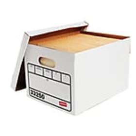 Staples Corrugated Boxes, Basic-Duty, Letter/Legal