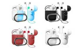 Waloo Premium Silicone Case for Apple AirPods