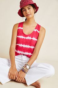 Anthropologie Remy Tie-Dyed Tank