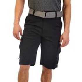 BEVERLY HILLS POLO CLUB Mens Cargo Shorts with Can
