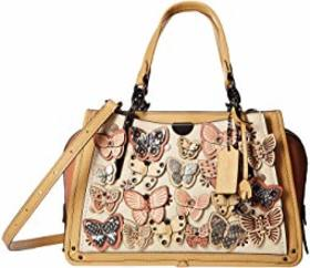 COACH Butterfly Applique with Exotic Dreamer
