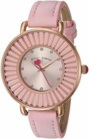 Betsey Johnson Subtle and Sleek Watch - 37217395PN