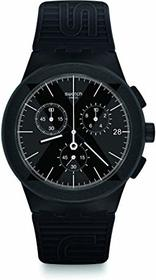 Swatch X-District Black - SUSB413