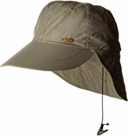 Stetson No Fly Zone Flap Cap