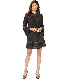 Juicy Couture Drapery Flirty Dress w\u002F Studs