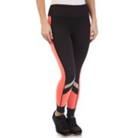 BEBE SPORT Color Block Active Joggers with Brand L