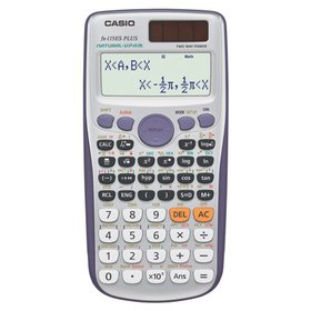 Casio FX-115ES Plus Scientific Calculator, Natural