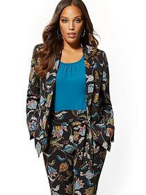 Soft Madie Blazer - Paisley - 7th Avenue - New Yor