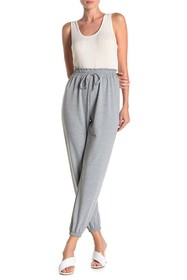 Vanity Room Tank French Terry Combo Jumpsuit