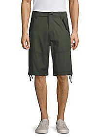 G-Star RAW Rovic-B Loose-Fit Shorts GRAPHITE