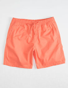VANS Range Orange Mens Volley Shorts_